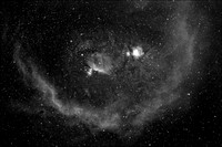 Barnard's Loop in Orion