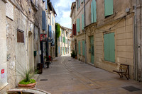 Street in St Remy