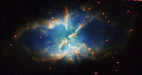 Images Assembled from Hubble Data