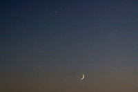New Moon/Venus