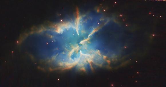 planetary nebula ngc 2818 - photo #16