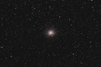 M19 in Ophiuchus - Frame Crop
