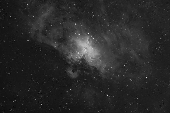 m16 eagle nebula face - photo #30